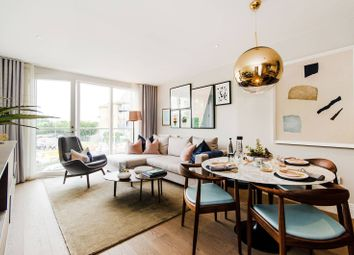 Thumbnail 2 bed flat to rent in Queenshurst Square, Kingston, Kingston Upon Thames