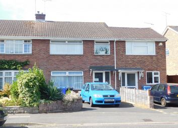 Thumbnail 3 bed terraced house to rent in Inglesham Way, Poole, Dorset