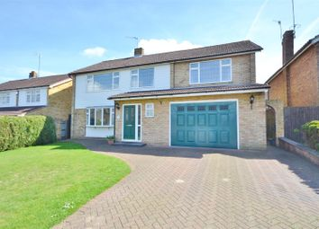 Thumbnail 5 bed detached house for sale in Merry Hill Road, Bushey