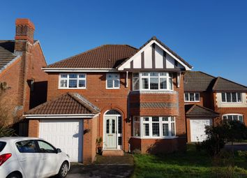 Thumbnail 4 bed property to rent in Llwyn-Y-Groes, Bridgend