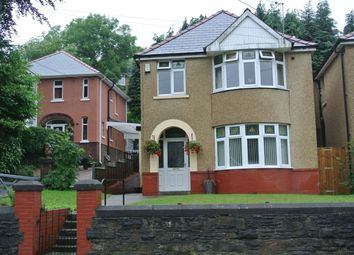 Thumbnail 3 bed detached house for sale in Snatchwood Road, Abersychan, Pontypool