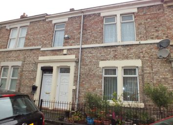 Thumbnail 2 bedroom flat for sale in Tamworth Road, Arthurs Hill, Newcastle Upon Tyne