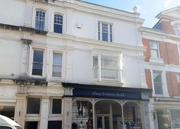 Thumbnail 1 bed flat to rent in 17 Market Place, Bideford, Devon