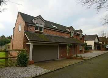 Thumbnail 4 bed property for sale in Coneygreave Lane, Whitmore, Newcastle-Under-Lyme