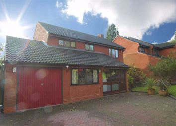 Thumbnail 4 bed detached house for sale in Over Mill Drive, Selly Park, Birmingham