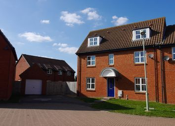Thumbnail 4 bed semi-detached house to rent in Kiln Bottom, Hadleigh, Ipswich, Suffolk