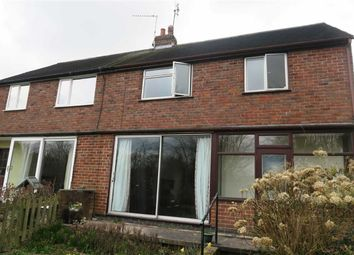 Thumbnail 3 bed semi-detached house to rent in Hillcrest Close, Kingsley Holt, Stoke-On-Trent