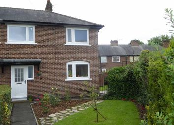 Thumbnail 3 bed end terrace house for sale in Yew Tree Avenue, Northenden, Manchester