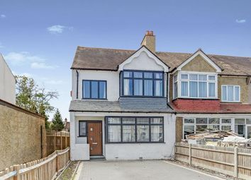 Thumbnail 3 bed end terrace house for sale in Shirley Road, Shirley, Croydon, Surrey