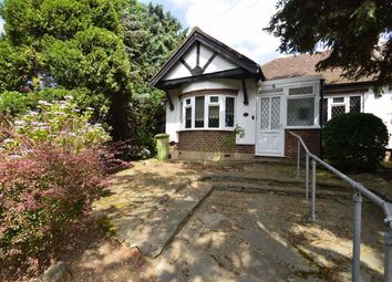 Thumbnail 2 bedroom semi-detached bungalow for sale in Roding Lane South, Redbridge, Essex