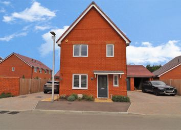 Thumbnail 3 bed link-detached house for sale in Farman Drive, Hoo, Rochester