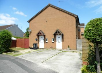 Thumbnail 1 bed town house to rent in Partridge Close, Swindon