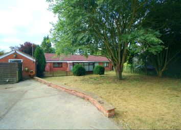 Thumbnail 3 bed bungalow for sale in Lowthorpe, Driffield