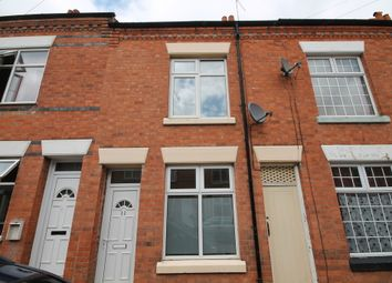Thumbnail 3 bedroom terraced house for sale in Warwick Street, West End, Leicester