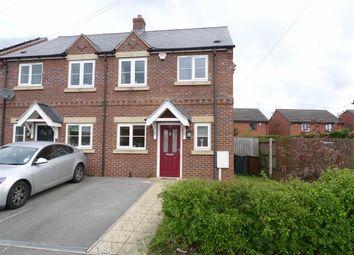 Thumbnail 2 bed semi-detached house for sale in Ennerdale Road, Long Eaton, Nottinghamshire