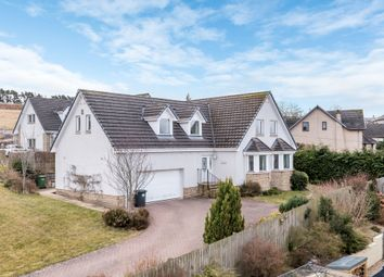 Thumbnail 5 bed detached house for sale in Slatefield Rise, Forfar