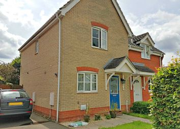 Thumbnail 2 bed semi-detached house to rent in Alice Driver Road, Grundisburgh, Woodbridge