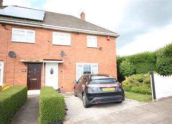 Thumbnail 3 bedroom semi-detached house for sale in Brookwood Drive, Meir, Stoke-On-Trent
