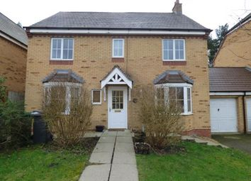 Thumbnail 4 bed detached house for sale in Woodlands, Grange Park, Northampton, Northamptonshire