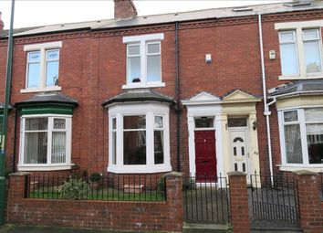 Thumbnail 3 bed terraced house for sale in Blagdon Avenue, South Shields