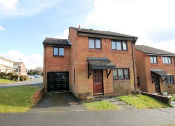 Thumbnail 4 bed detached house for sale in Long Park Drive, Woolwell
