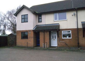 Thumbnail 2 bed terraced house for sale in Charlotte Walk, Quadring, Spalding