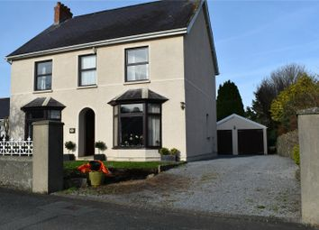 Thumbnail 4 bed detached house for sale in Osborne House, Milton, Tenby, Sir Benfro