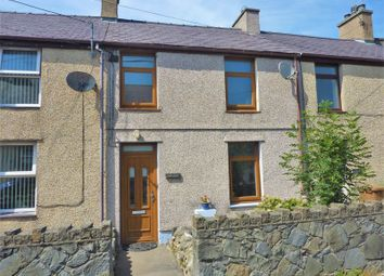 Thumbnail 3 bed terraced house for sale in Llwyndu Road, Penygroes, Caernarfon
