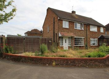Thumbnail 3 bed semi-detached house for sale in St Martins Ave, Luton, Bedfordshire