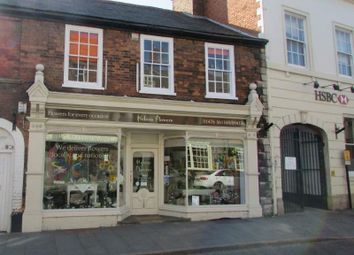 Thumbnail Retail premises for sale in 87 Westgate, Grantham