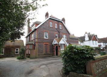 Thumbnail 2 bed flat for sale in Lansdowne Road, Worthing, West Sussex