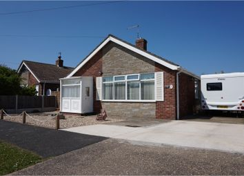 Thumbnail 3 bed detached bungalow for sale in Lansdowne Drive, Sutton On Sea
