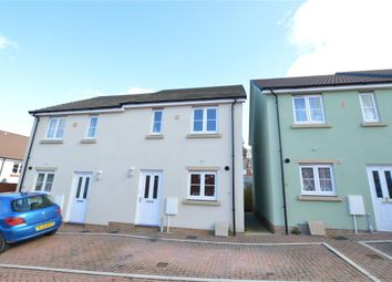 Thumbnail 2 bed semi-detached house for sale in Vetch Place, Newton Abbot, Devon