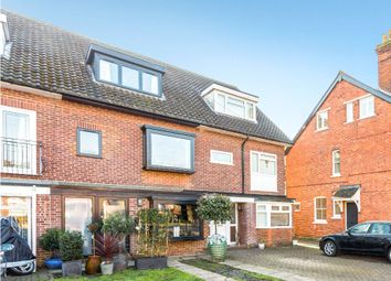 Thumbnail 4 bed terraced house for sale in Claremont Road, Marlow, Buckinghamshire