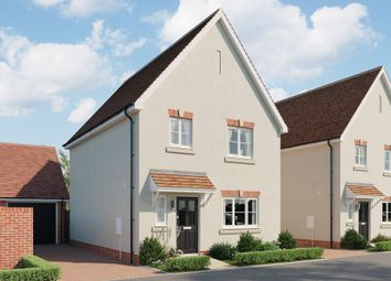 Thumbnail 3 bed detached house for sale in Main Road, Great Leighs