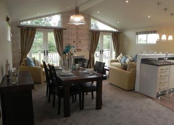 Thumbnail 2 bed mobile/park home for sale in Ranksborough Hall, Langham, Rutland