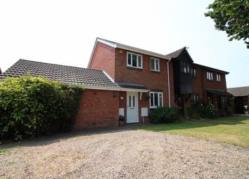 Thumbnail 3 bedroom end terrace house for sale in St. Andrews Close, Poringland, Norwich