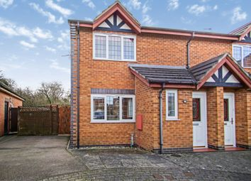 3 bed semi-detached house for sale in Butler Way, Sileby, Loughborough LE12