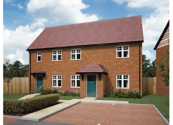 Thumbnail 2 bed flat for sale in Forest Road North, Waltham Chase, Hampshire