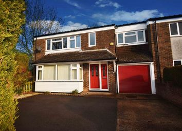 Thumbnail 4 bed property for sale in Cambrian Way, Basingstoke