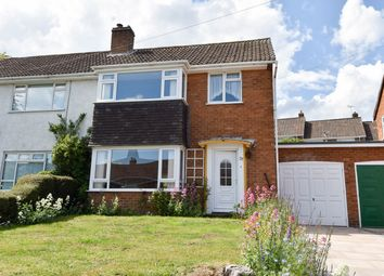 Thumbnail 3 bed semi-detached house for sale in Cornbrook Road, Bournville Village Trust, Selly Oak