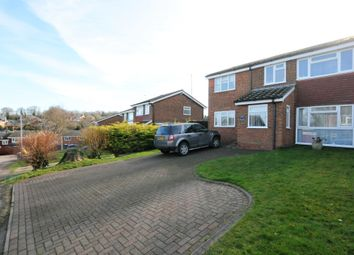Thumbnail 5 bed semi-detached house for sale in Highlands, Royston