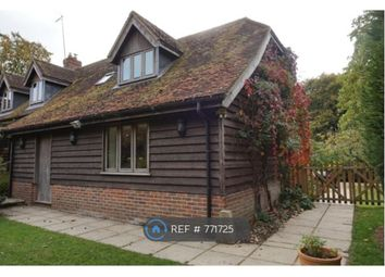 Thumbnail 1 bed semi-detached house to rent in Eastbury, Hungerford