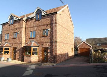 Thumbnail 4 bed semi-detached house for sale in Harden Mews, Armthorpe, Doncaster, South Yorkshire