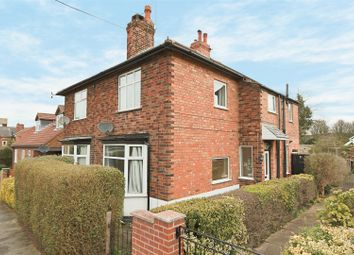 Thumbnail 2 bed semi-detached house for sale in Central Avenue, Arnold, Nottingham