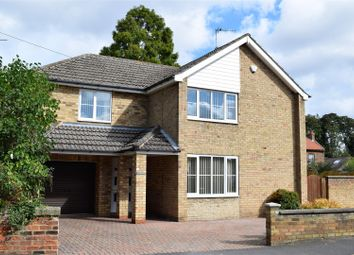 Thumbnail 4 bed detached house for sale in Church Street, Scawby, Brigg