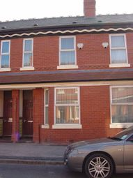 Thumbnail 2 bed terraced house to rent in Beveridge Street, Manchester