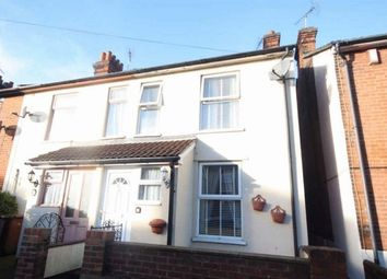 Thumbnail 3 bed end terrace house to rent in Gatacre Road, Ipswich