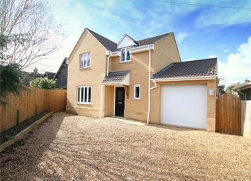 Thumbnail 3 bed detached house for sale in Green Lane, Hail Weston, St. Neots