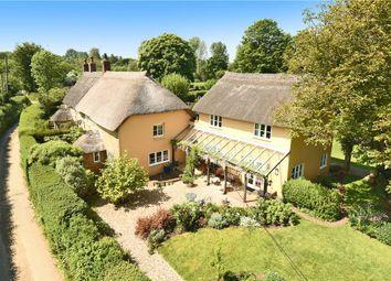 Thumbnail 3 bed semi-detached house for sale in Oxbridge, Bridport, Dorset